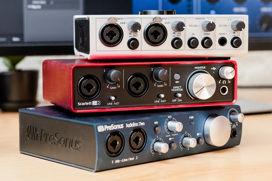 Multiple Audio Interfaces: How And Why
