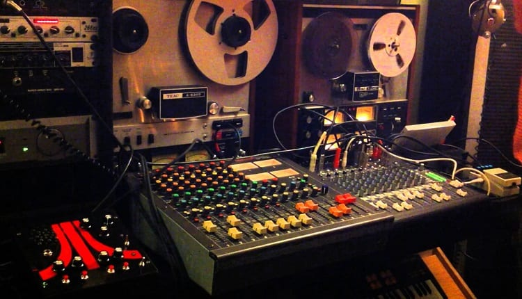 Analog Audio Studio