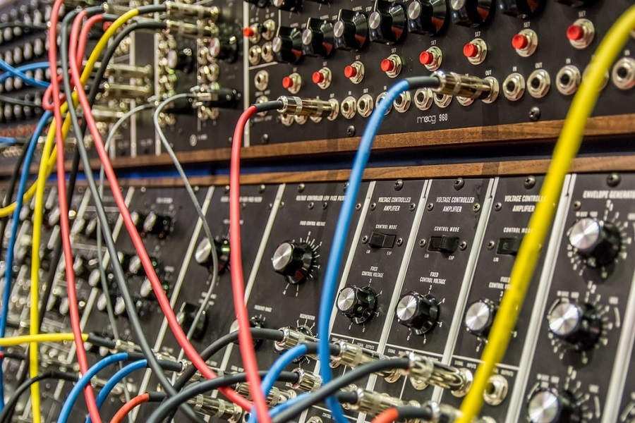 Cable Management For Your Home Studio