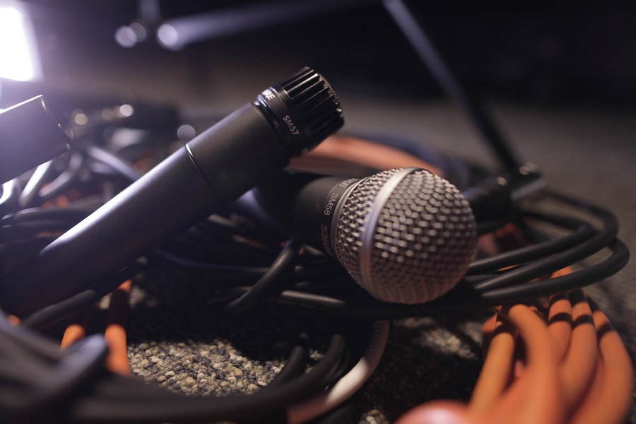Microphone Types That You Should Know About