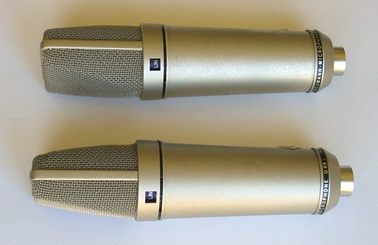 Multi-Pattern Microphones