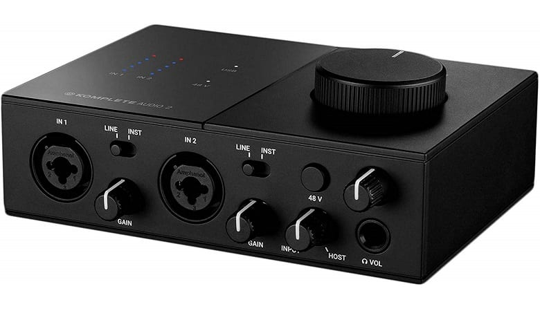 NATIVE INSTRUMENTS KOMPLETE AUDIO INTERFACE