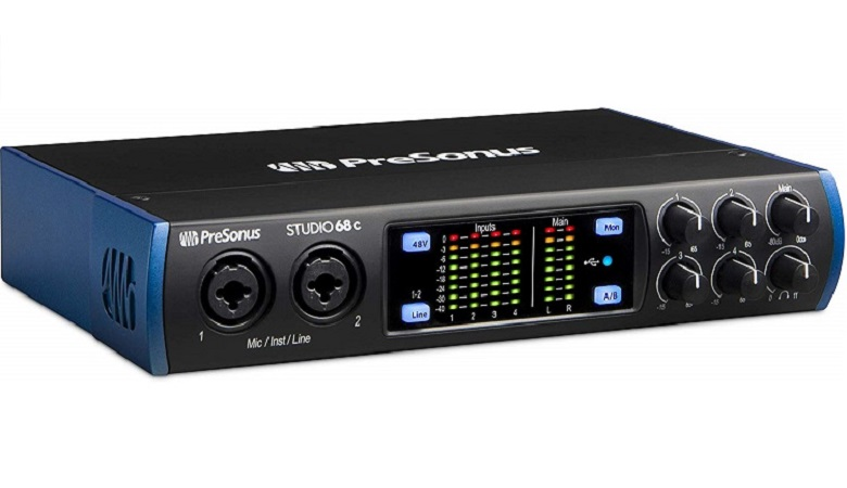 PRESONUS STUDIO 68C 6X6 AUDIO INTERFACE