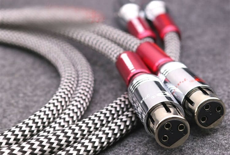 Silver Plated XLR Cable