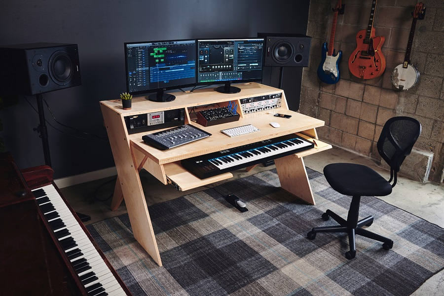 What Is The Perfect Size For Your Home Studio?
